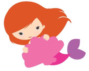 Mermaid Clipart For Kids-mermaid clipart for kids-8
