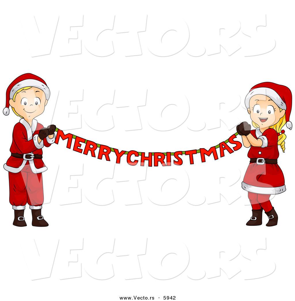 Merry Christmas Banner Clipart-merry christmas banner clipart-11