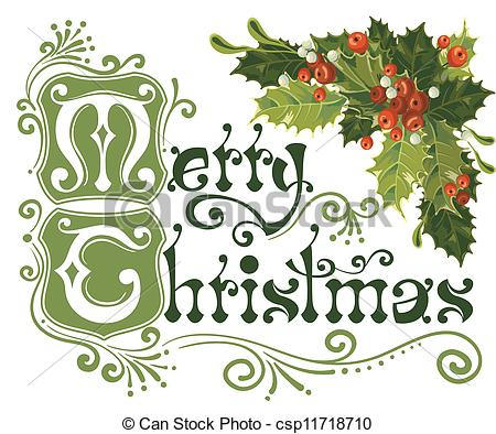 Merry Christmas Card .-Merry Christmas card .-14