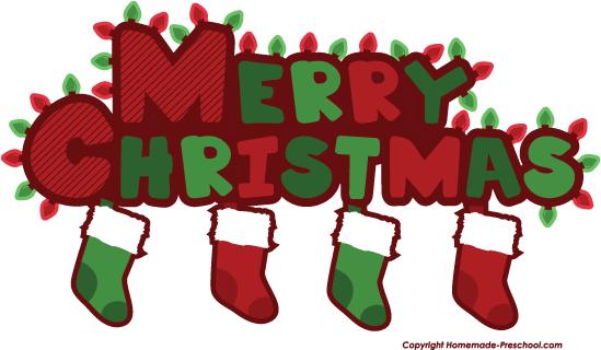 Merry Christmas Clip Art-Merry Christmas Clip Art-9