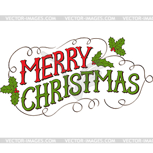 Merry Christmas Clip Art-Merry Christmas Clip Art-1