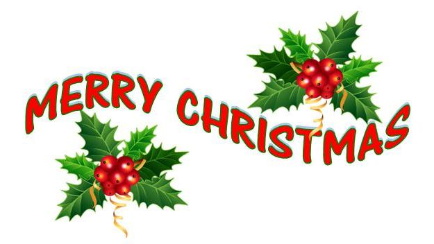 Merry Christmas Clip Art-merry christmas clip art-13