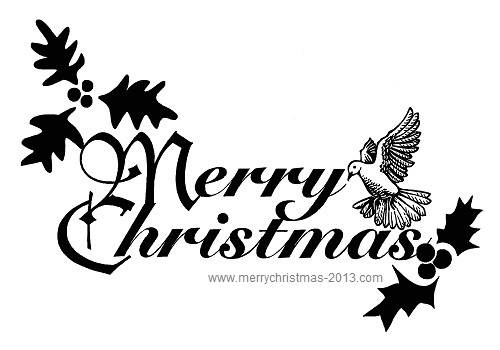 Merry Christmas Clip Art-Merry Christmas Clip Art-16