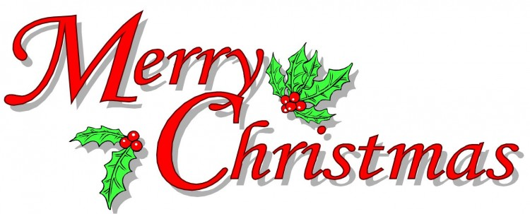 Merry Christmas Clip Art - Merry Christmas Clipart