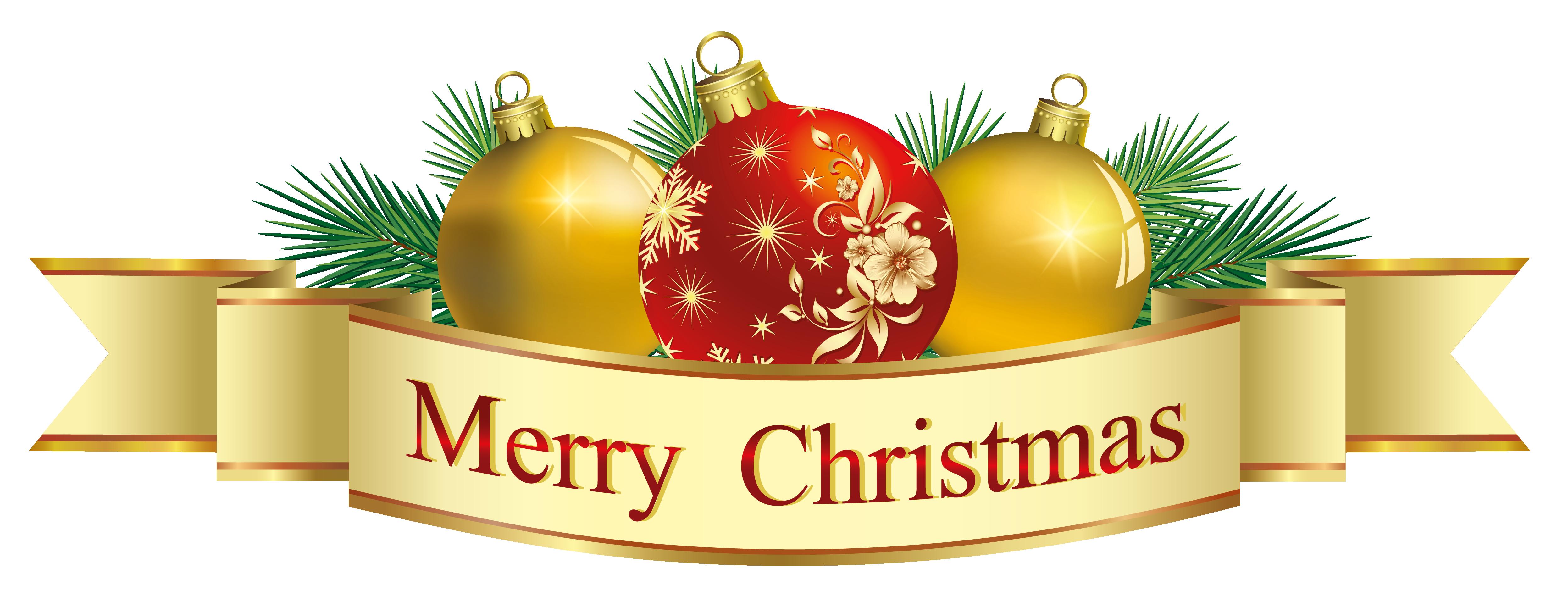 Merry Christmas Clip Art ..