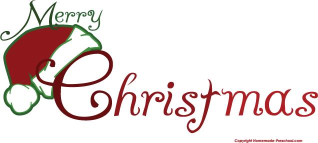 Merry Christmas Clip Art-Merry Christmas Clip Art-3