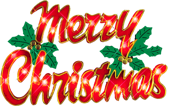 Merry Christmas Clipart 2016