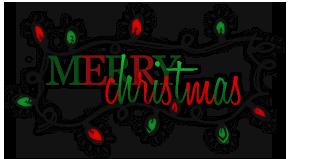 Merry Christmas Clipart 2583