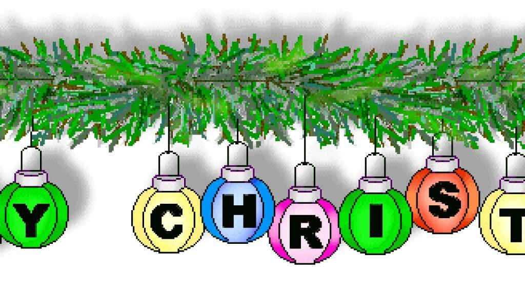 ... Merry Christmas Free Clip Art | Scho-... Merry Christmas Free Clip Art | School Clip Art ...-14