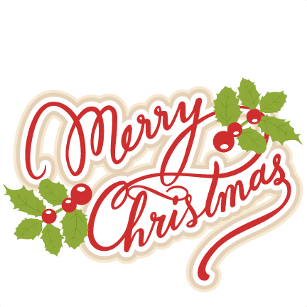 Merry Christmas Text Cherry PNG 210x210 - Merry Christmas Text PNG  Transparent Free Images
