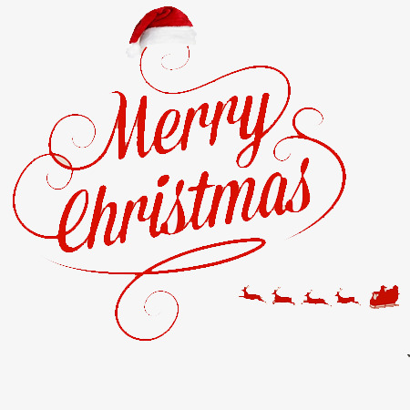 Merry Christmas Text, Christmas, Christm-merry christmas text, Christmas, Christmas Hat, Merry Christmas PNG Image  and Clipart-7
