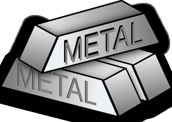Metal Block Icons Clip Art At Clker Com Vector Clip Art Online