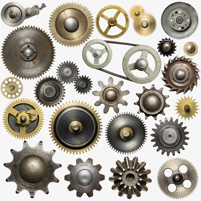 mechanical metal gear parts collection, -mechanical metal gear parts collection, Metal, Mechanical Gear, Mechanical  PNG Image and Clipart-11