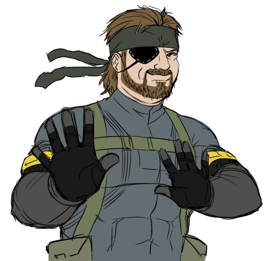 Metal Gear Solid 3: Snake Eater fictiona-Metal Gear Solid 3: Snake Eater fictional character cartoon headgear-17