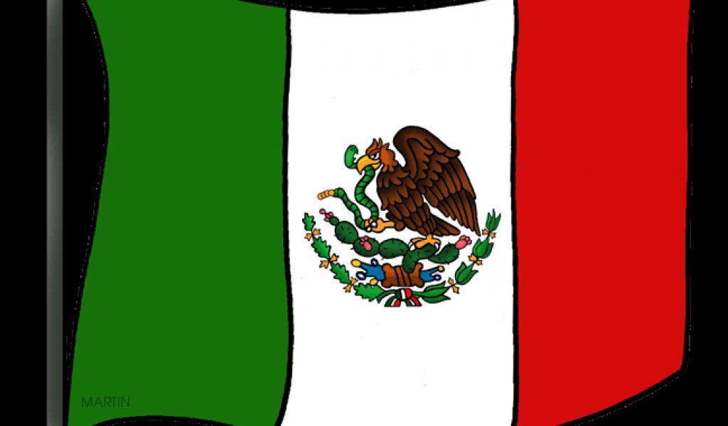 mexican clip art mexican flag .