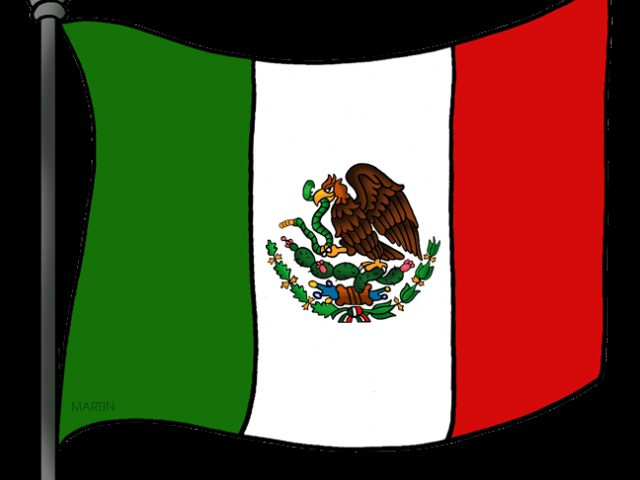 mexican clip art mexican flag .