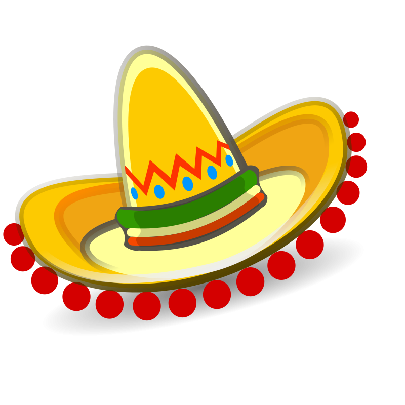 Mexican fiesta clipart clipart .