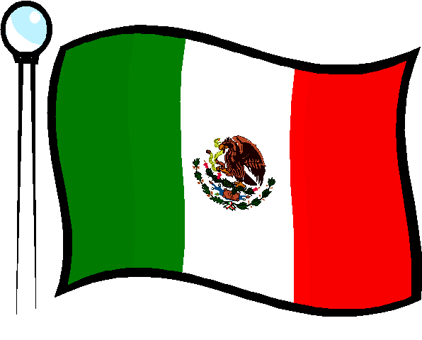 Mexican Flag Clipart Clipart Panda Free Clipart Images
