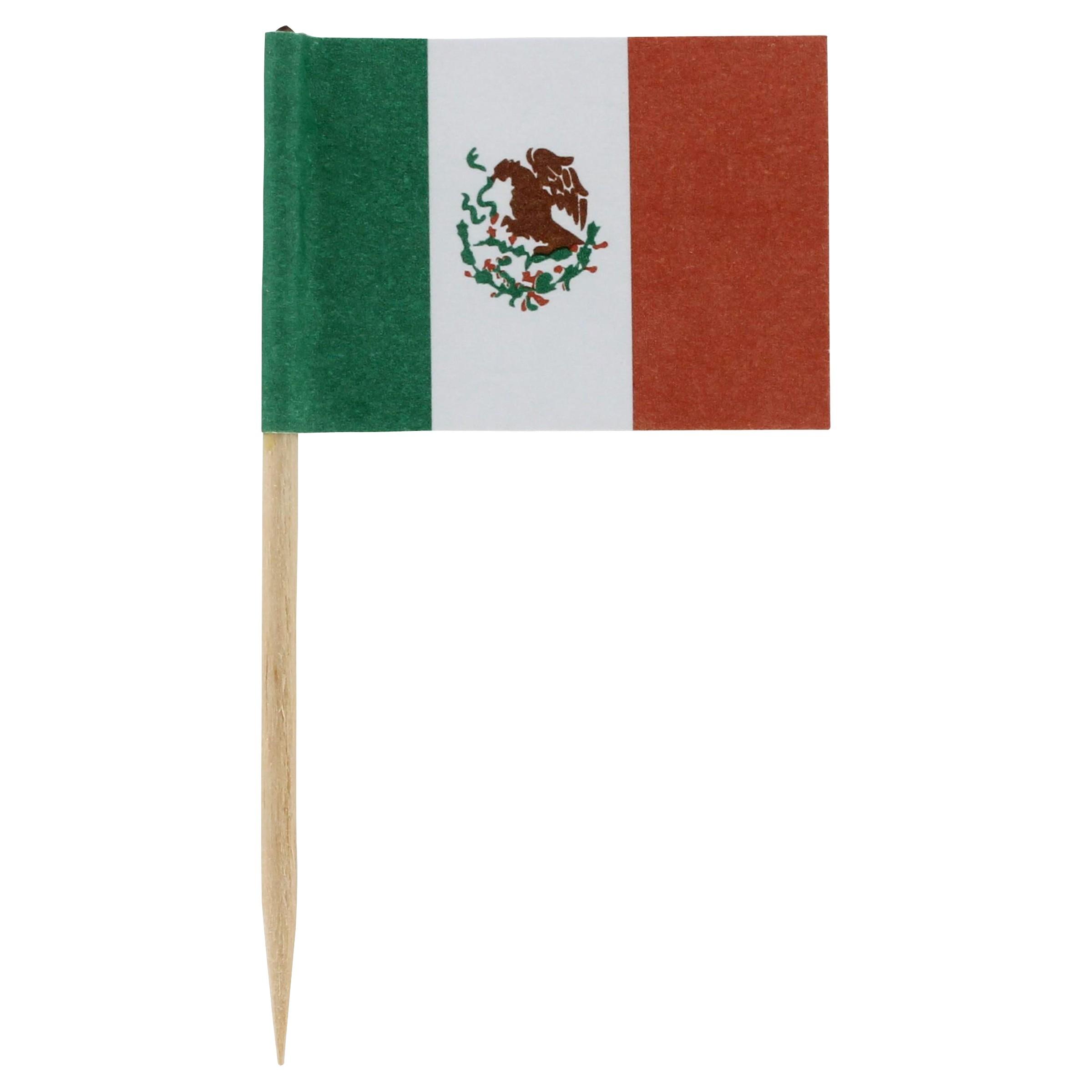 Mexico Flag Clip Art Clipart Best
