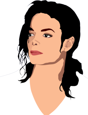 Download - Michael Jackson Clipart
