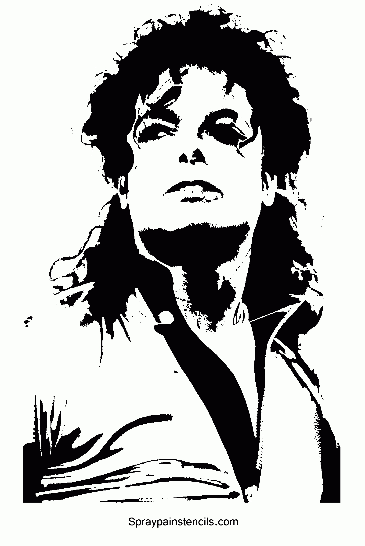 Michael Jackson Clipart-Michael Jackson Clipart-6