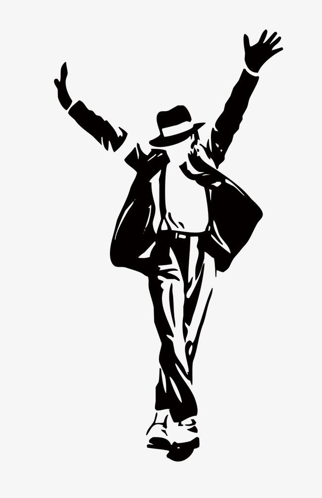 82+ Michael Jackson Clipart | ClipartLook