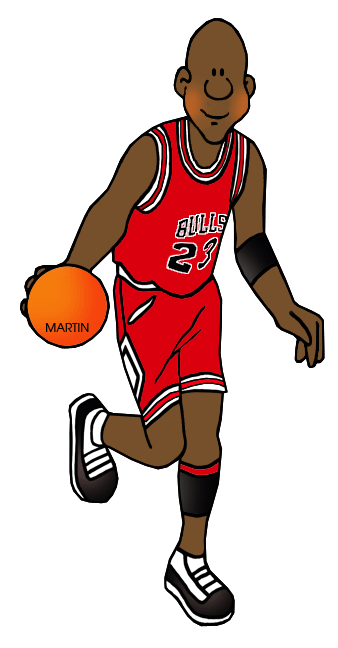 Famous People from New York - Michael Jordan