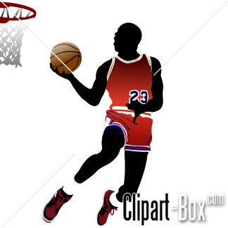 Michael Jordan Clipart #1
