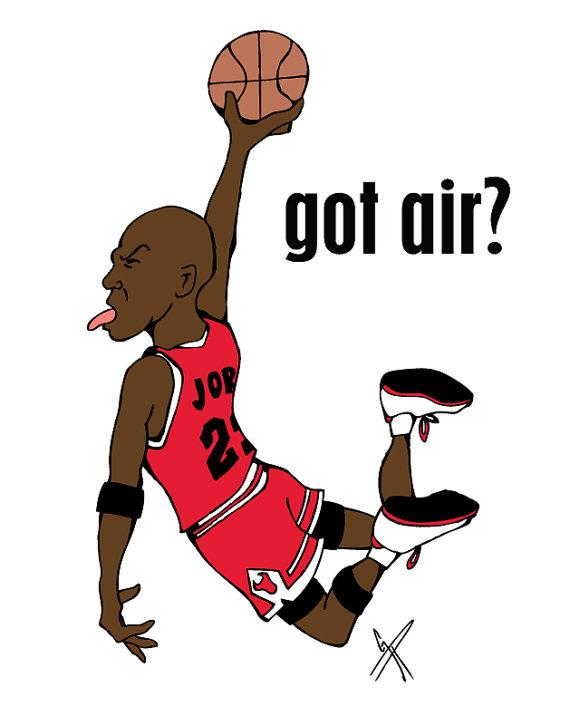 Michael Jordan Poster $8.00