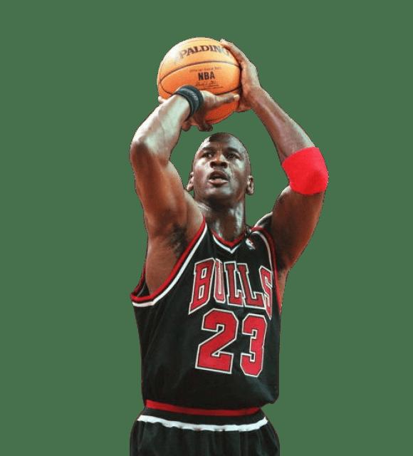 Michael Jordan Shot