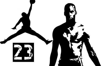 Michael Jordan Image Free Vector For Fre-Michael jordan image Free vector for free download (about 4 files).-14