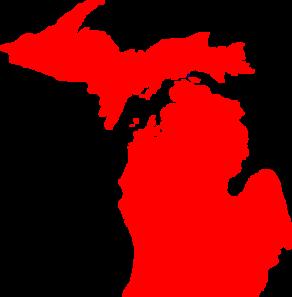 Michigan Clip Art-Michigan Clip Art-6
