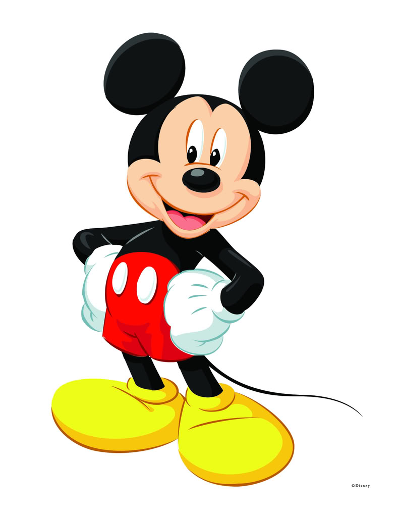 Mickey Mouse Birthday Clipart-mickey mouse birthday clipart-5
