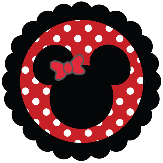 mickey mouse face clip art
