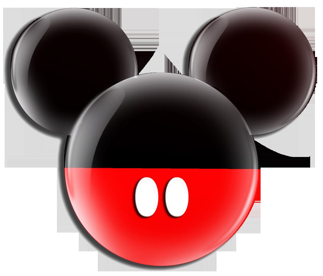 mickey mouse head clipart-mickey mouse head clipart-3