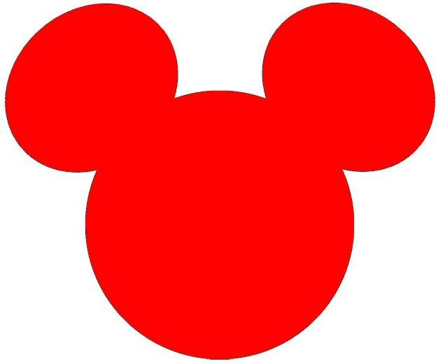 mickey mouse head clipart-mickey mouse head clipart-5