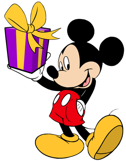 Mickey Clip Art-Mickey Clip Art-5