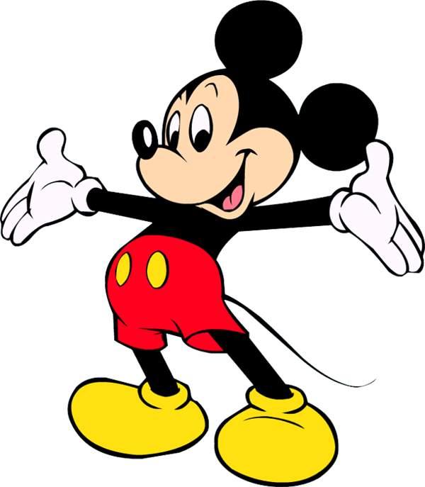 Mickey Mouse Clipart 2-Mickey mouse clipart 2-12