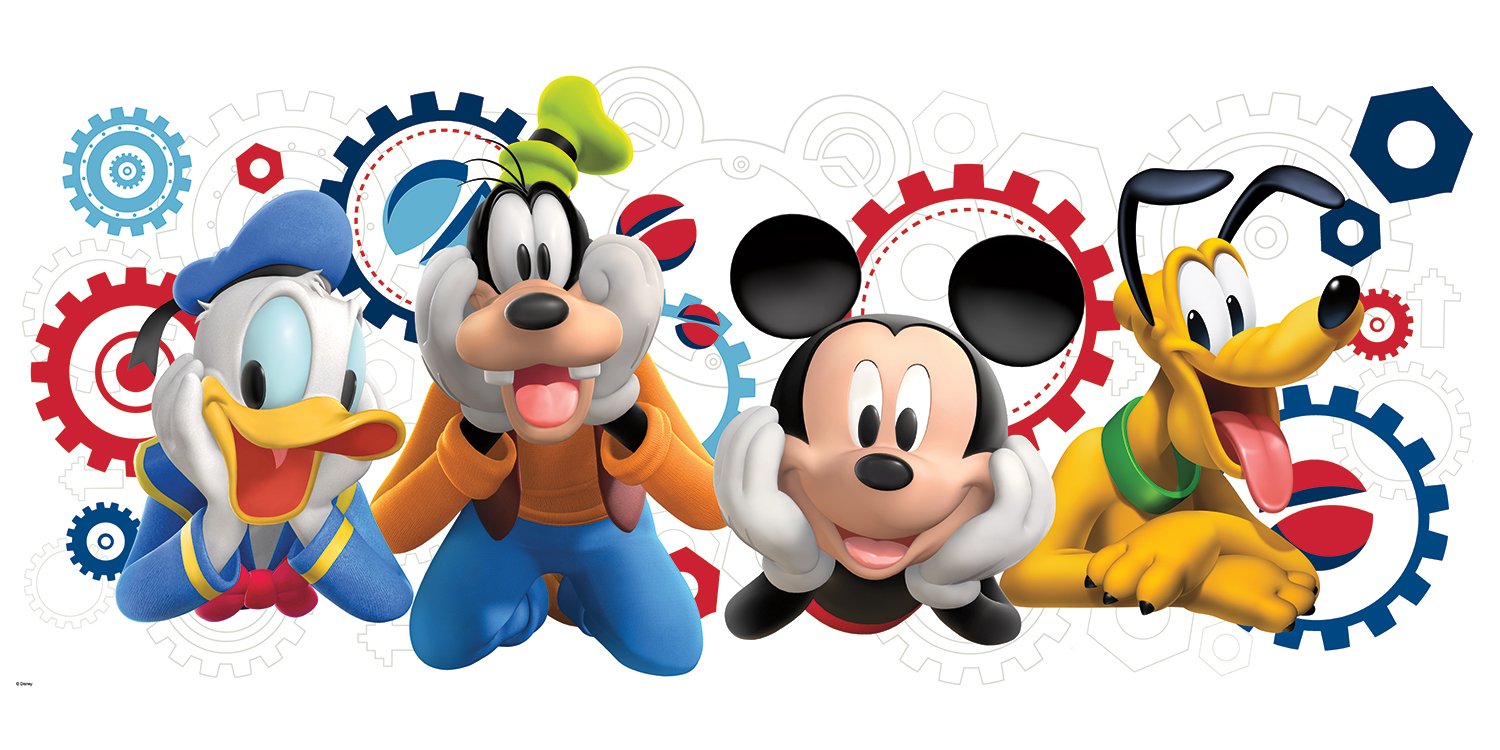 Mickey Mouse Clubhouse Clipart - Clipart-Mickey mouse clubhouse clipart - ClipartFest-14