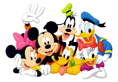 Mickey Mouse Clubhouse Clipart ... Micke-Mickey Mouse Clubhouse Clipart ... Mickey Mouse And Friends .-16