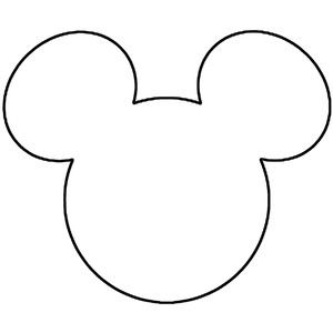 Mickey Mouse Ears Clip Art | Mickey Mous-Mickey mouse ears clip art | Mickey Mouse Birthday | Pinterest | Mice, Clip art and Art-5