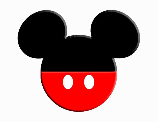 Mickey mouse head clipart - .-Mickey mouse head clipart - .-4