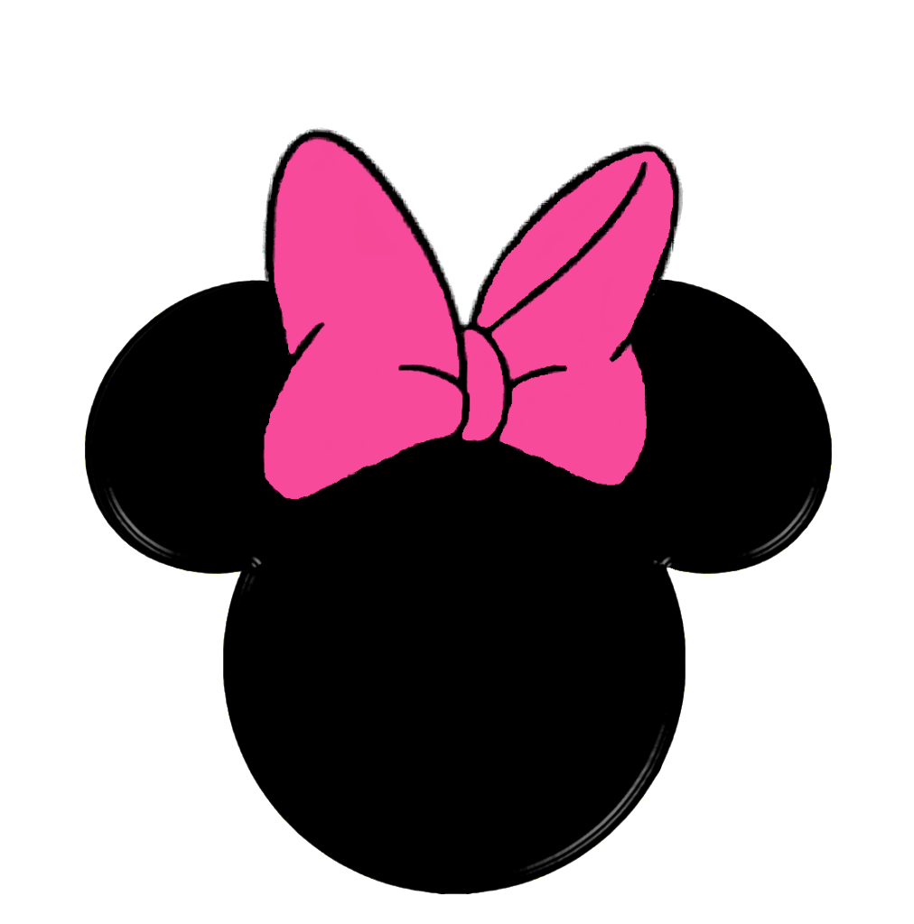Mickey Mouse Head Stencil Cliparts Co