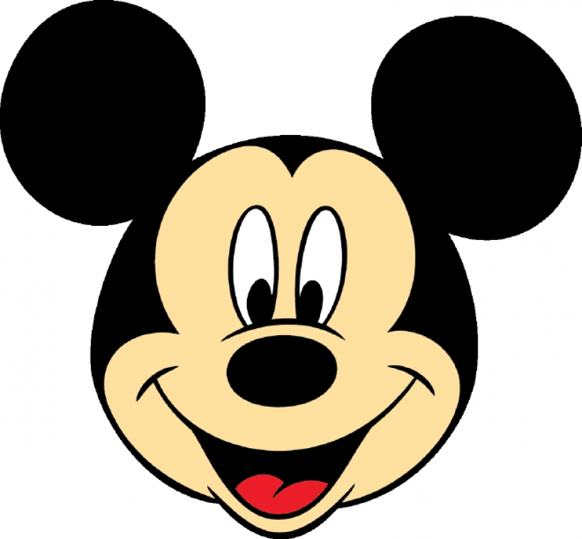 Mickey mouse heads clipart - .