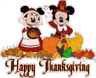 Mickey Thanksgiving Clip . - Mickey Mouse Thanksgiving Clipart