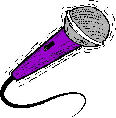 Microphone clip art free clipart