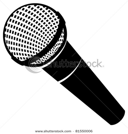 Microphone Clip Art Page 1