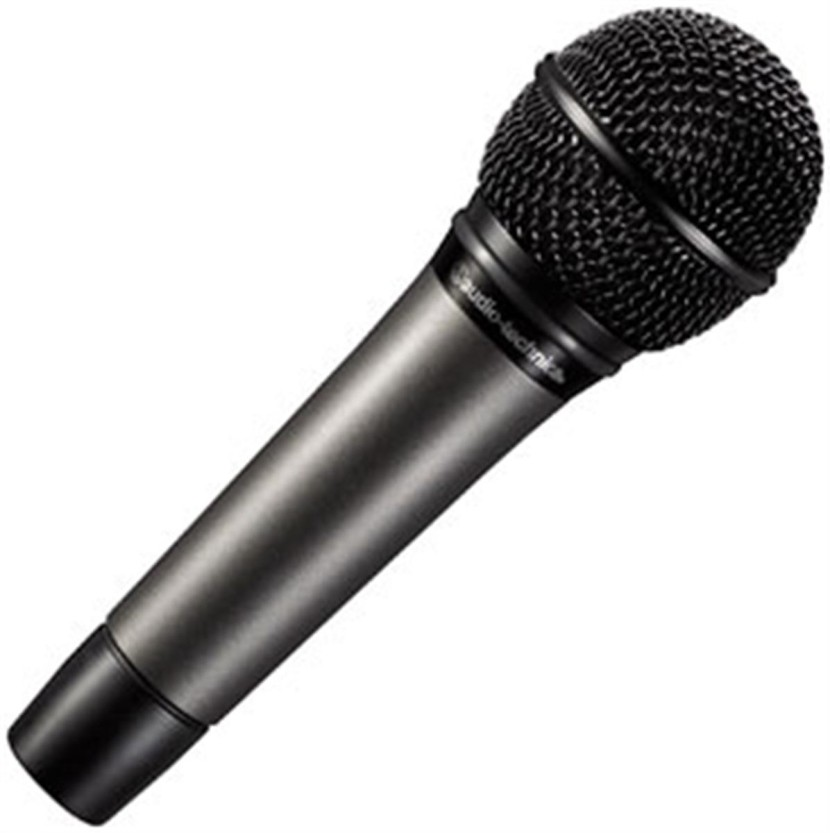 Microphone Clipart Black And ..