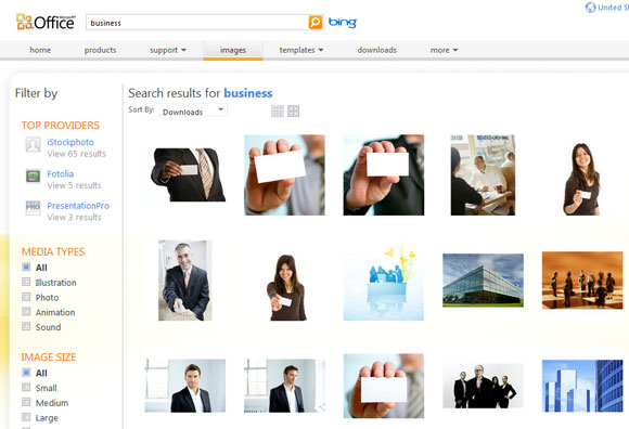 microsoft clip art images ... Free HD Business Cliparts for .
