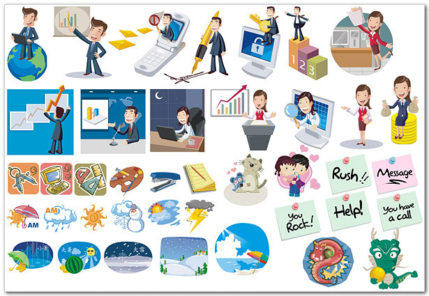 Office Images and Clip Art